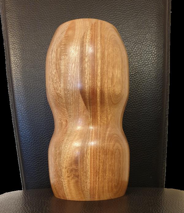 Drewniany wazon flakon k-mer-m1 wersja