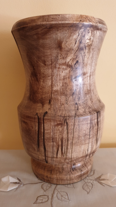 Wazon drewniany K1M8 1