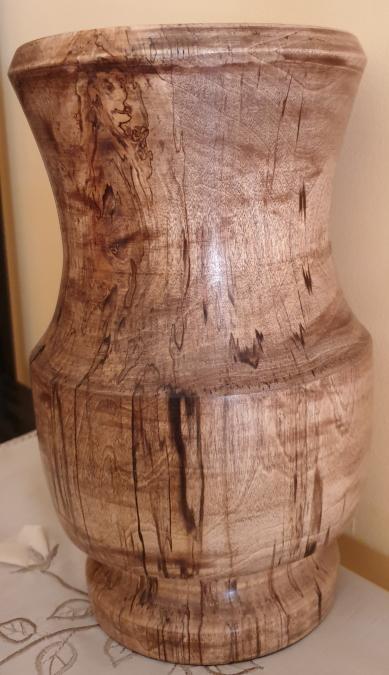 Wazon drewniany K1M8 2