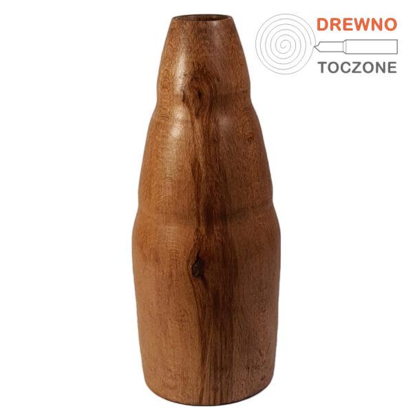 Projekt wazonu drewnianego bukowego