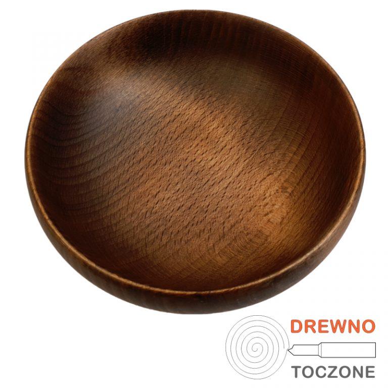 Drewniana miska Pik-20