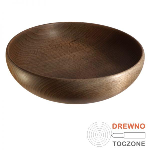 Drewniana miska barwiona pik 18