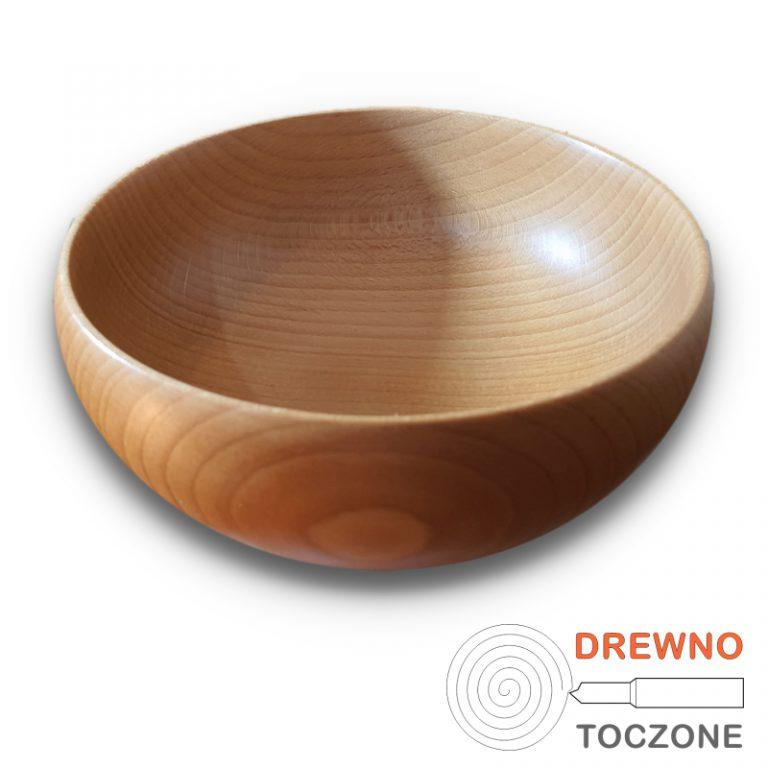 Drewniana miska smart - 16 cm