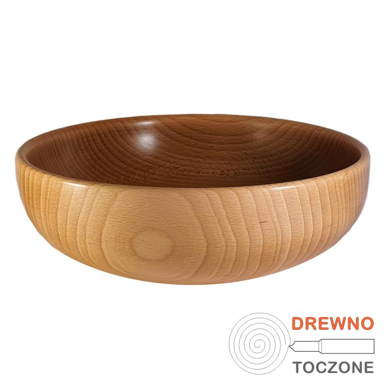 Drewniana miska Smart 20 cm