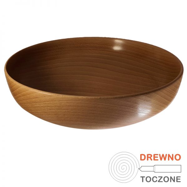 Drewniana miska smart 24 cm