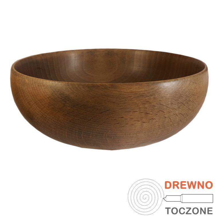 Drewniana miska Pik-14