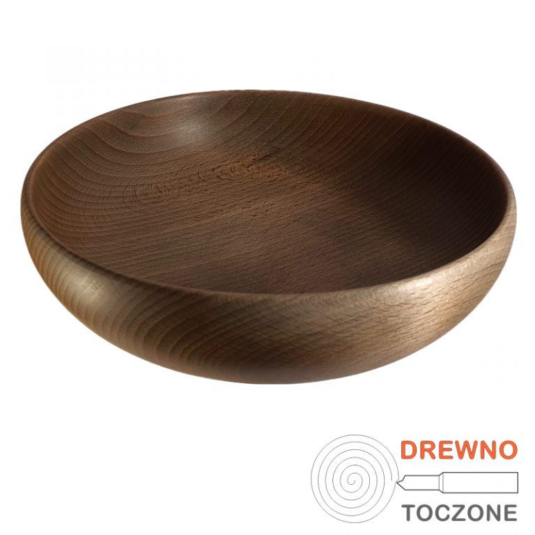 Duża drewniana miska Pik-22