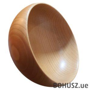 Miska drewniana bukowa Smart 20 cm