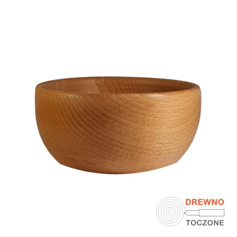 Drewniana miska smart - 12 cm