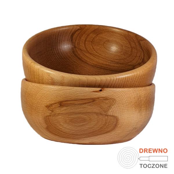 Miski drewniane SMART 12, 14, 16 cm