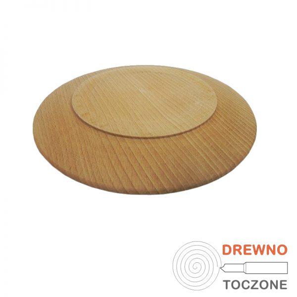 Talerz miska drewniana smart 20 1