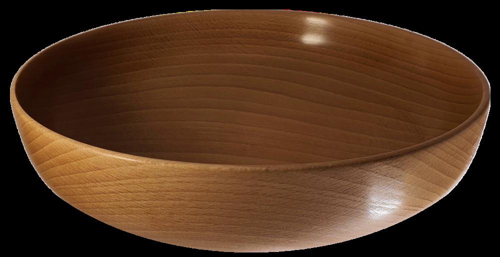 Drewno toczone miski drewniane