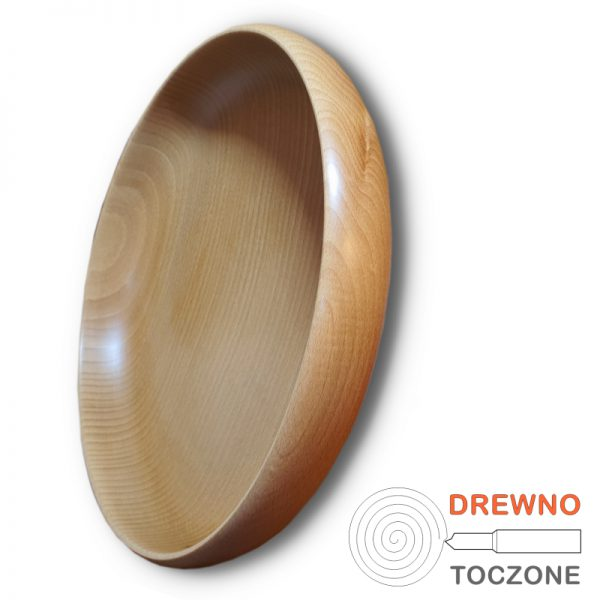 Duża miska drewniana smart 30