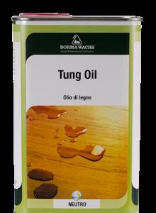 Olej tungowy - pracownia Bohusz