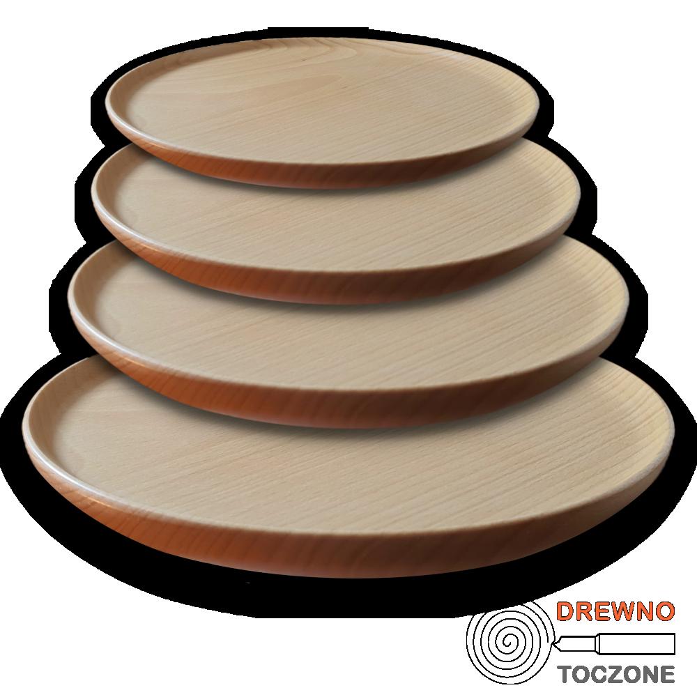Patery drewniane duże i małe