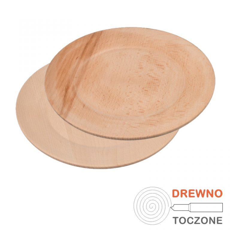 Talerz miska drewniana smart 20