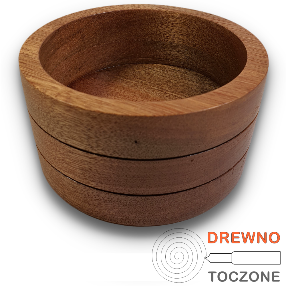 Pojemnik miska drewniana teresa