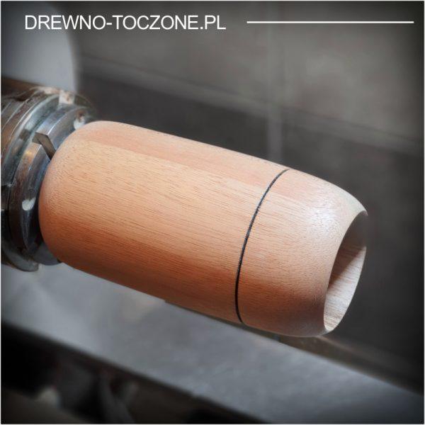 Modne kubki drewniane 2
