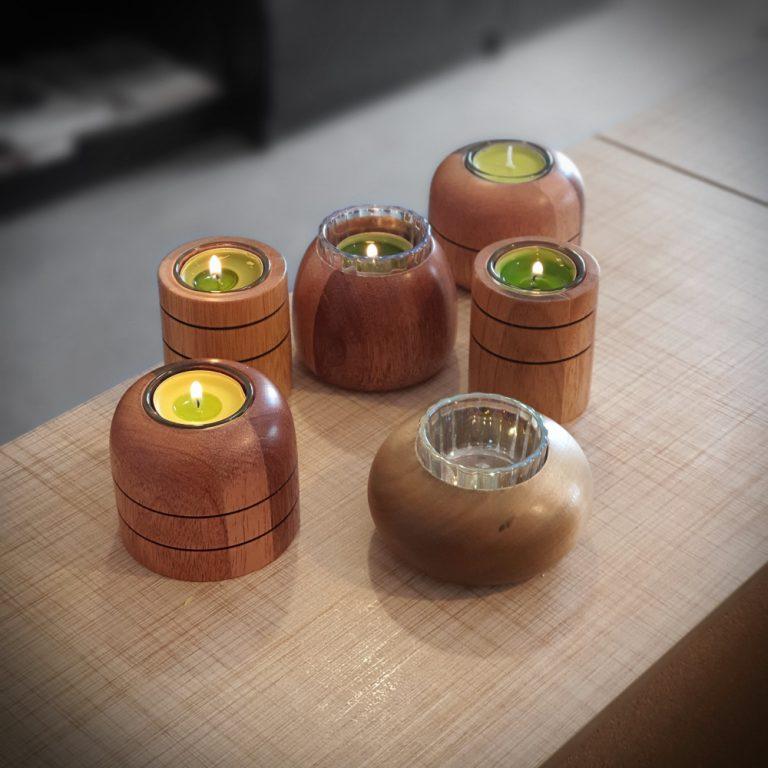 Wzory świeczniki drewniane bohusz