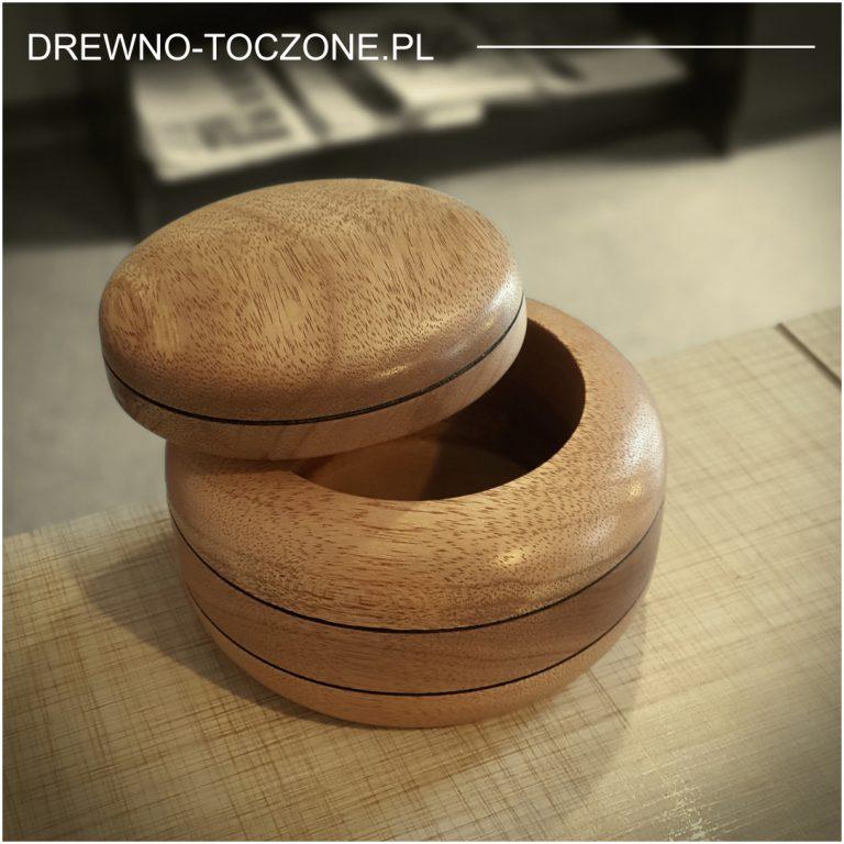 Nowości, szkatułki puzderka drewniane