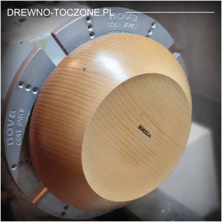 Podstawa miski drewnianej smart