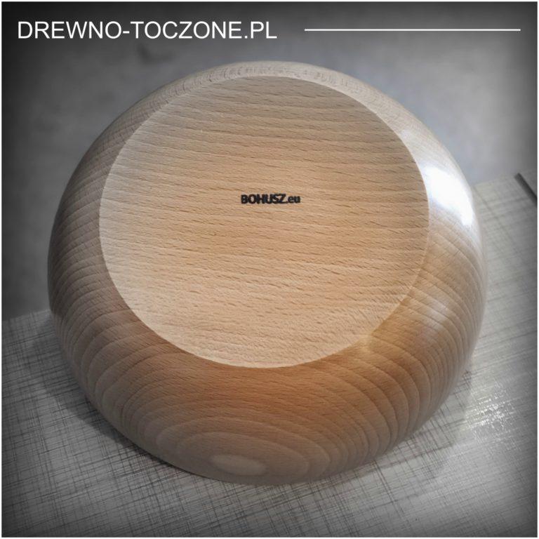 Sygnaturka wyrobów drewnianych od Bohusza