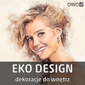 Eko design wyroby drewniane Bohusz